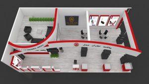 غرفه سازی تهران مدل